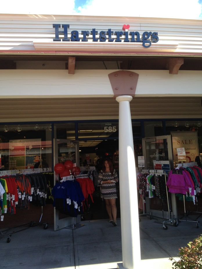 Hartstrings outlet.
