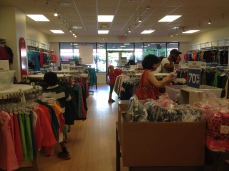 Some items were fixed price and some were a percentage off, ranging from 15% to 70%