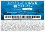 EMS layerup coupon