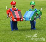 GoKart costumes from Dragonfly Designs 2