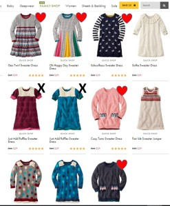 HA sweater dresses 29