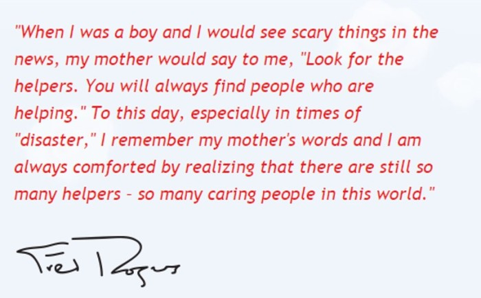 http://www.fredrogers.org/parents/special-challenges/tragic-events.php