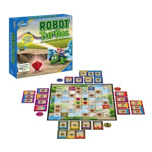Robot Turtles: The Game for Little Programmers (Amazon image)