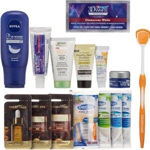 Amazon Women's Skin & Oral Care Beauty Sample Box