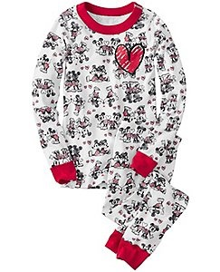 Hanna Andersson Licensed Mini Mouse pajamas for $25.50? Yes please!!
